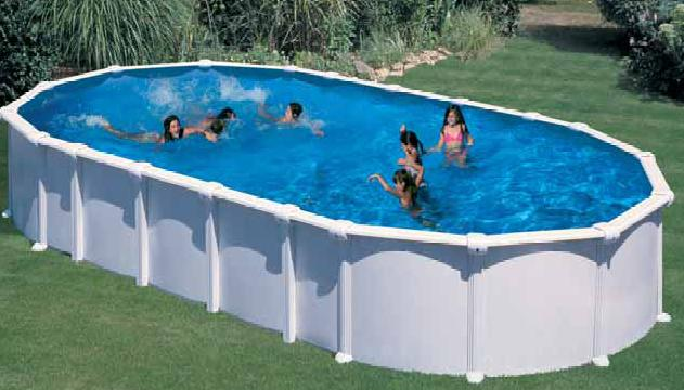Migliori piscine gonfiabili e piscine fuori terra da - Piscine da esterno fuori terra ...