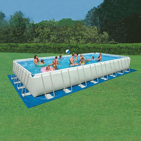 Recensione piscina intex ultra frame in tutte le for Piscine fuori terra rigide